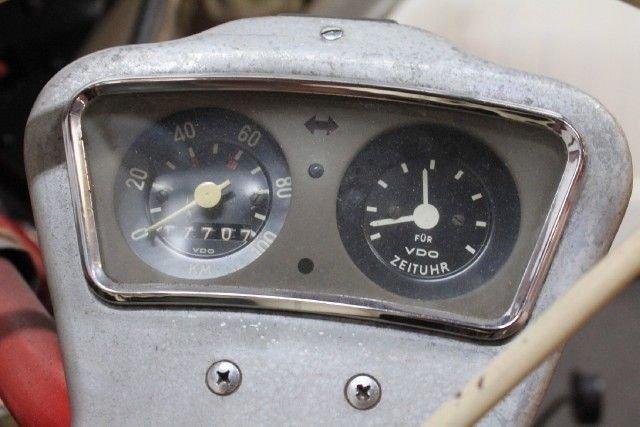 1962 Heinkel KABINE/TROJAN