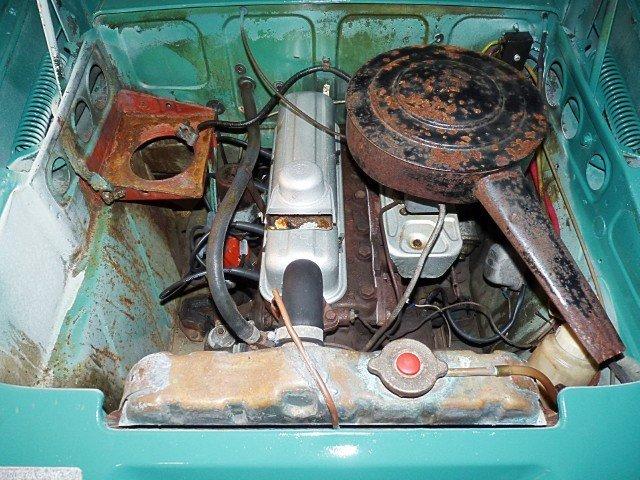 1960 Opel OLYMPIA REKORD