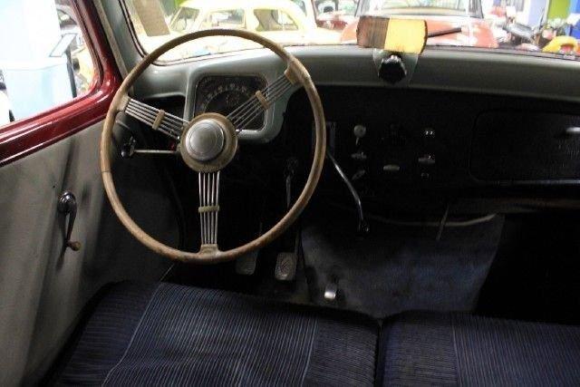 1954 Citroen Traction Avant