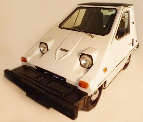 1980 comuta car car