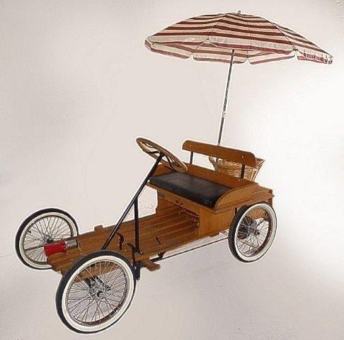 2008 doodlebug electric cart