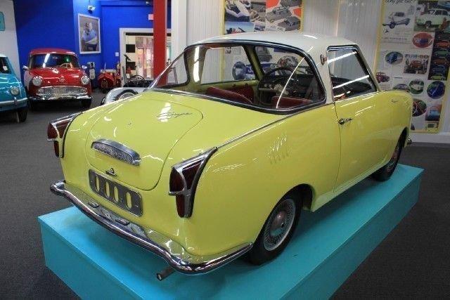 1967 GOGGOMOBIL TS 250