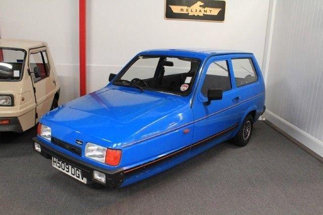 1990 Reliant ROBIN LX