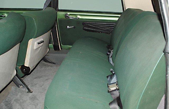 1974 Citroen DS21M