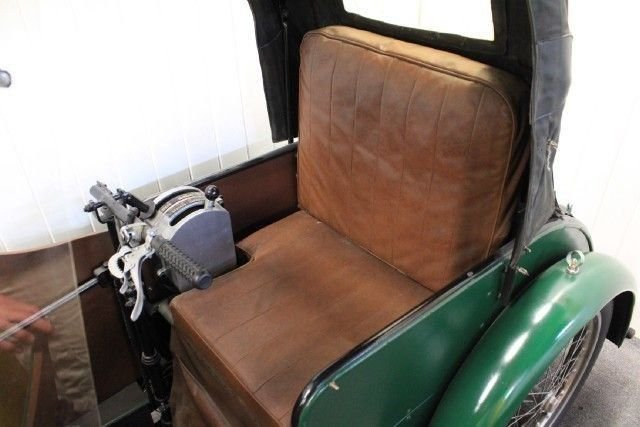 1961 HARDING INVALID CARRIAGE