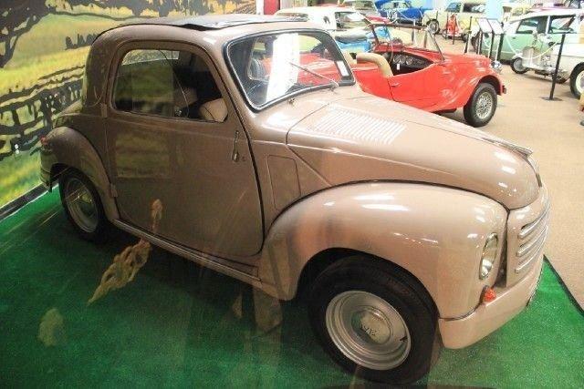 1950 Fiat TOPPOLINO