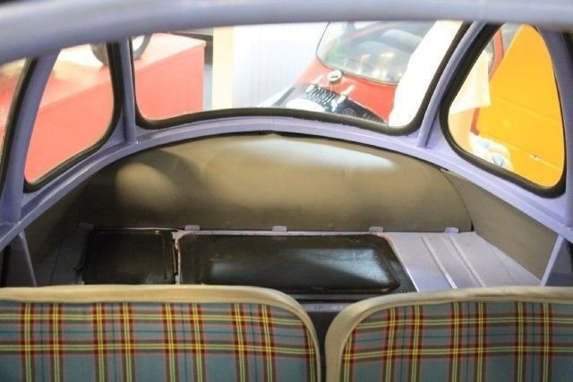 1961 Heinkel Trojan