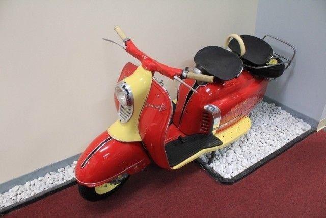 1958 nsu roller prima