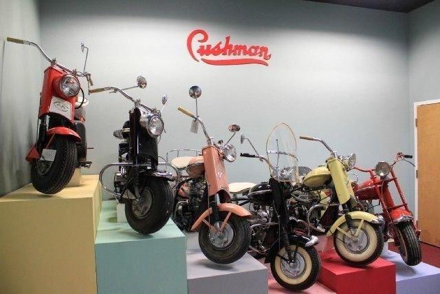 1959 Cushman EAGLE