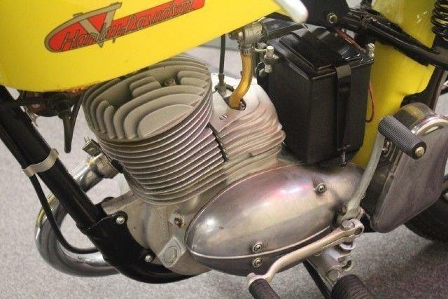 1950 Harley Davidson 125 HUMMER