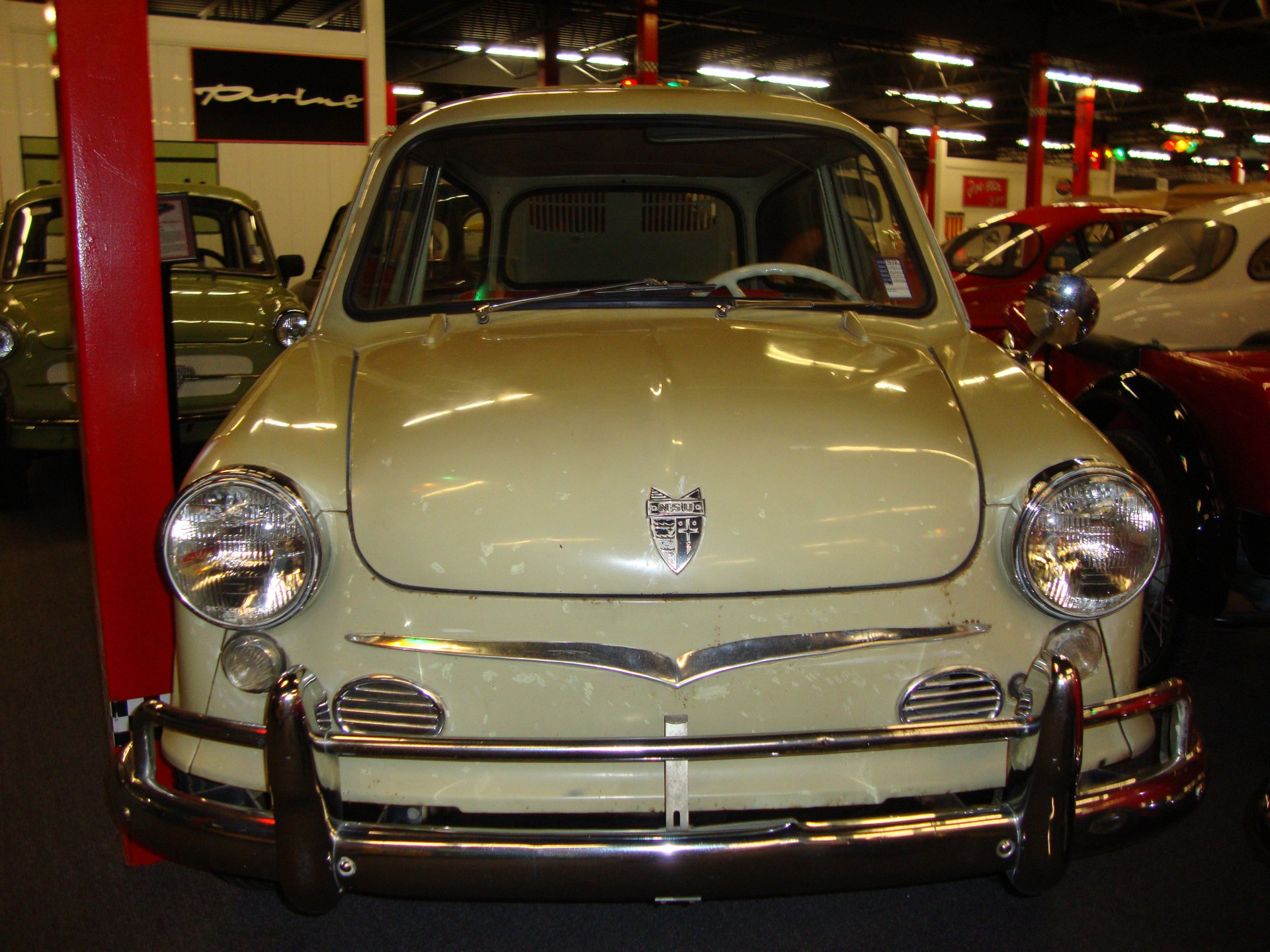 1960 nsu prinz
