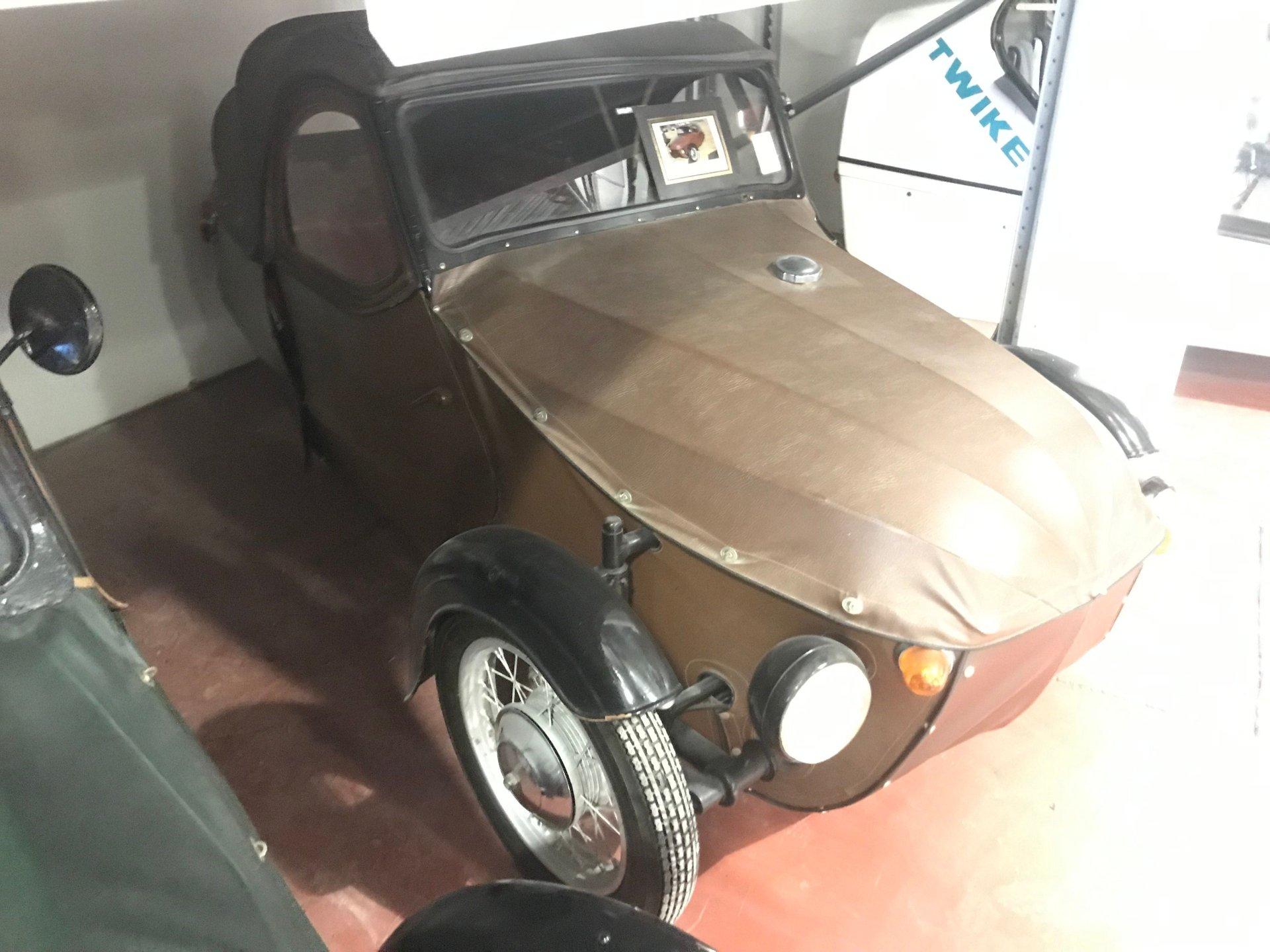 1966 velorex jawa