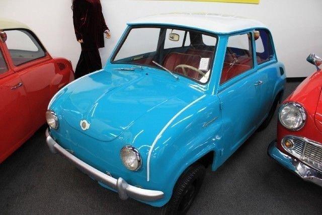 1966 GOGGOMOBIL T 250