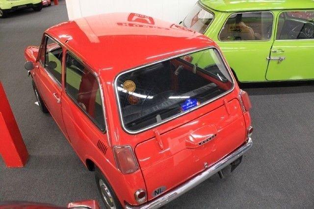 1969 Honda N360