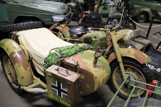 1963 DNEPR MOTORCYCLE