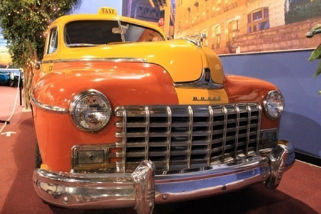 1948 Dodge TAXI