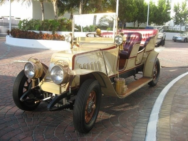 1909 RENAULT  (REPLICA) Type BH