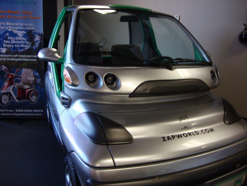 2008 ZAP XEBRA XL