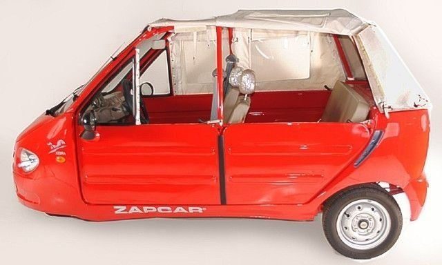 2009 ZAP XEBRA