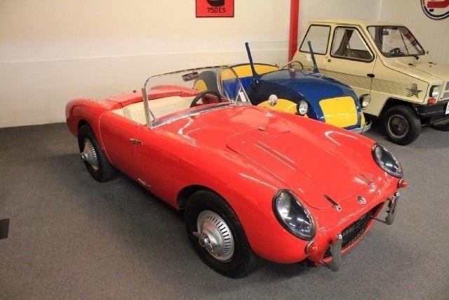 1956 Berkely SA322
