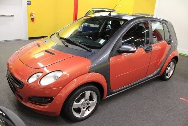 2001 smart forfour