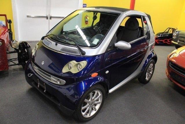 2005 smart cabrio