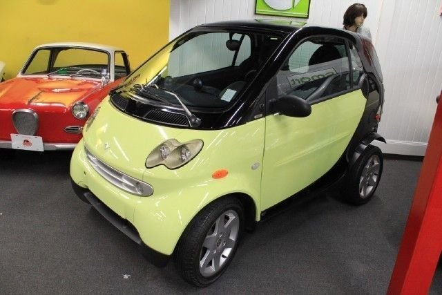 2002 Smart COUPE For Sale