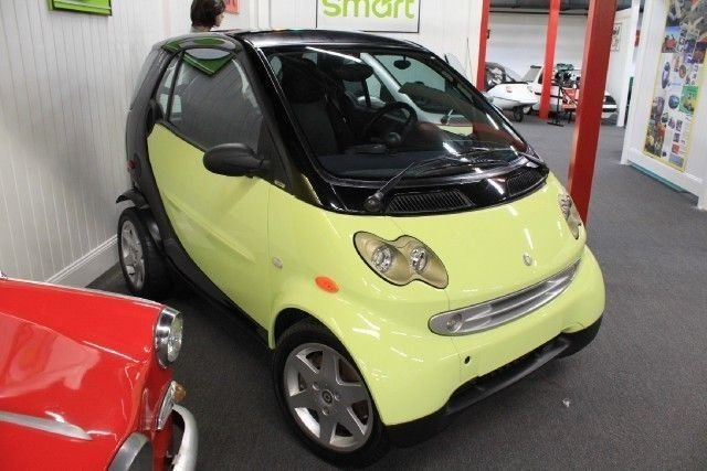 2002 Smart COUPE