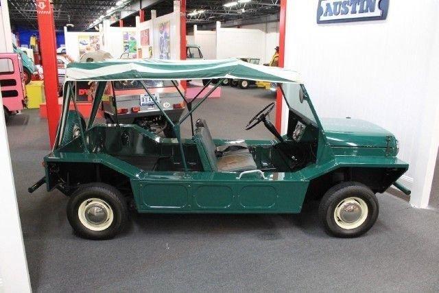1967 Austin Mini Moke