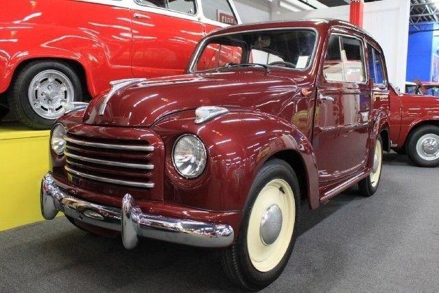 1950 Fiat Topolino For Sale