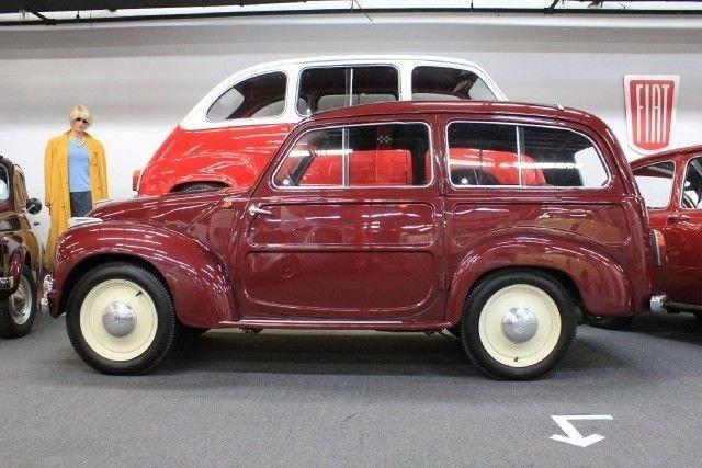 1950 Fiat Topolino