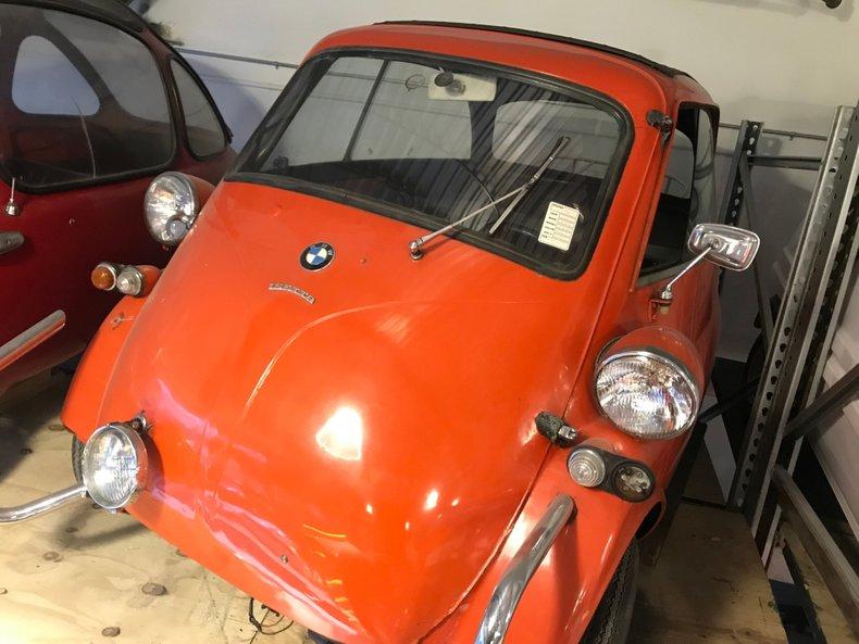 1960 BMW ISETTA 300 For Sale
