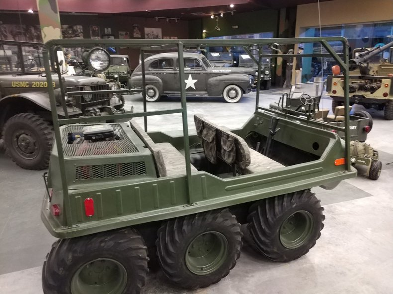 NONE LISTED MAX IV AMPHIBIOUS ATV