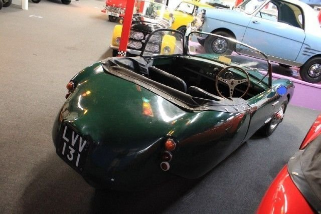 1960 Berkely T60