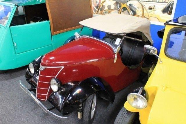 1950 rolux microcar