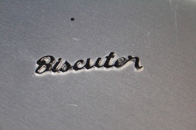 1957 Biscuter ZAPATILLA