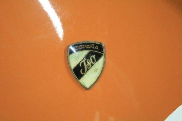 1958 ISO ISETTA