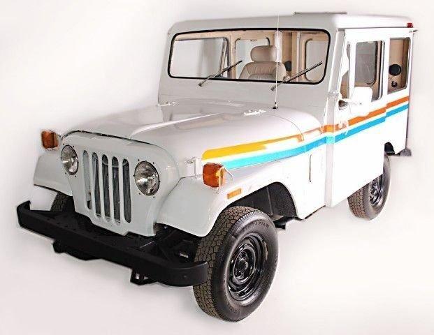 1983 Jeep CJ6
