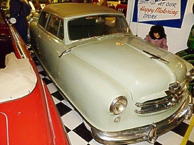1951 Nash Airflyte
