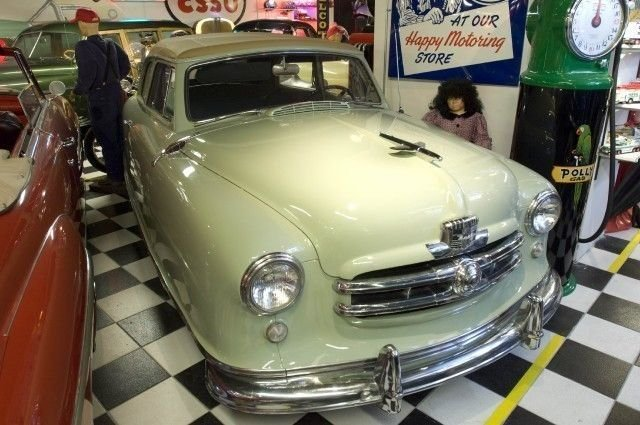 1951 Nash Airflyte For Sale