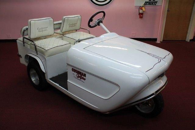 1960 Cushman Golfster