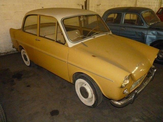 1960 daf 600