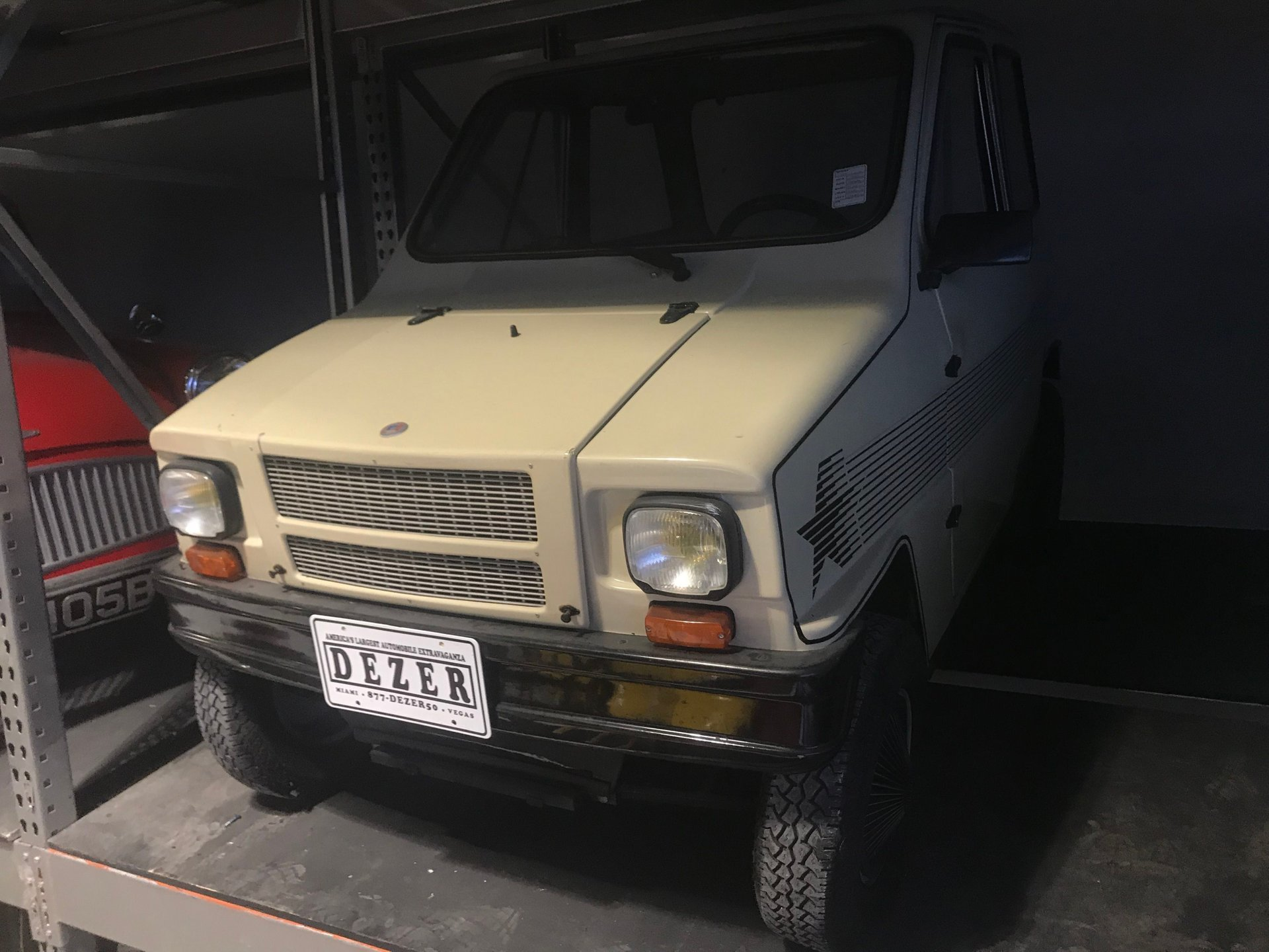 1980 microcar rj 125