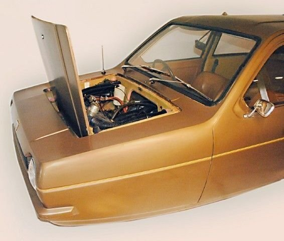 1981 Reliant Robin