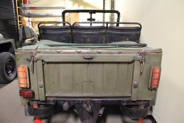 1969 GAZ 699M