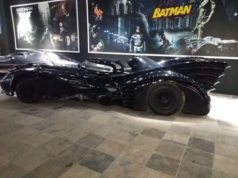 1989 BATMAN BATMOBILE