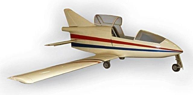 1971 bede aircraft corp bd 5a microjet
