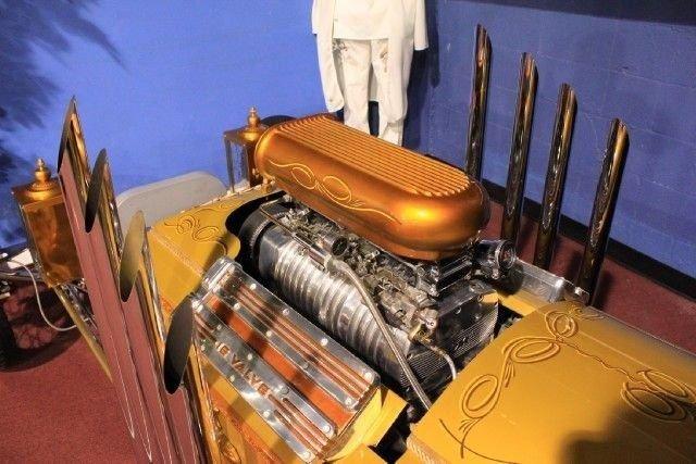 1923 FORD T-Bucket MUNSTER Drag-u-la Coffin Kar