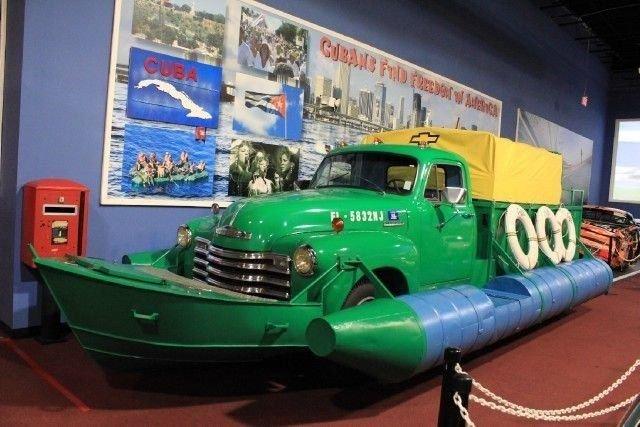 1951 chevrolet truck cuban mobile