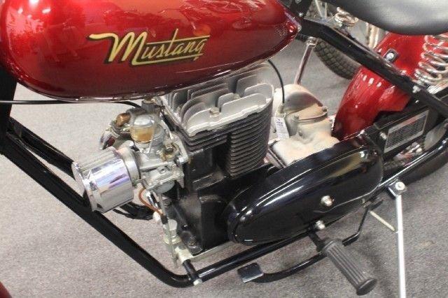 1950 MUSTANG BRONCO